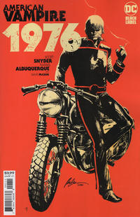Cover Thumbnail for American Vampire 1976 (DC, 2020 series) #1