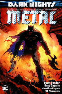 Cover Thumbnail for Dark Nights: Metal (DC, 2019 series)
