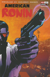 Cover Thumbnail for American Ronin (AWA Studios [Artists Writers & Artisans], 2020 series) #1 [Mike Deodato Jr. Cover]