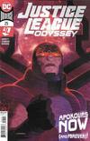 Cover Thumbnail for Justice League Odyssey (2018 series) #25 [José Ladrönn Cover]
