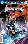 Cover for Nightwing (DC, 2016 series) #9 [Newsstand]