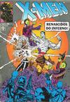 Cover for X-Men (Editora Abril, 1988 series) #40
