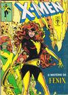 Cover for X-Men (Editora Abril, 1988 series) #35