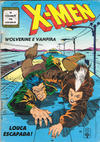 Cover for X-Men (Editora Abril, 1988 series) #45