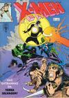 Cover for X-Men (Editora Abril, 1988 series) #52