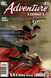 Cover for Adventure Comics (DC, 2009 series) #3 / 506 [3 Cover Newsstand]