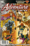 Cover for Adventure Comics (DC, 2009 series) #8 / 511 [8 Cover Newsstand]