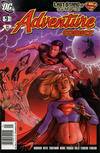 Cover for Adventure Comics (DC, 2009 series) #9 / 512 [Newsstand]