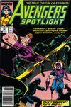 Cover Thumbnail for Avengers Spotlight (1989 series) #24 [Newsstand]