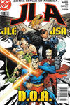 Cover Thumbnail for JLA (1997 series) #112 [Newsstand]