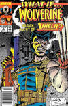 Cover for What If...? (Marvel, 1989 series) #7 [Newsstand]