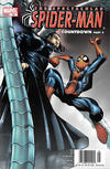 Cover for Spectacular Spider-Man (Marvel, 2003 series) #10 [Newsstand]