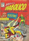 Cover for Diabólico (Editora de Periódicos La Prensa S.C.L., 1966 series) #2