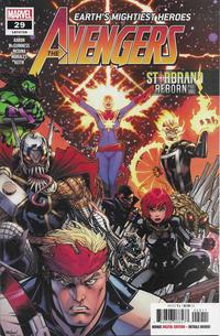 Cover Thumbnail for Avengers (Marvel, 2018 series) #29 (729)