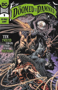 Cover Thumbnail for DC The Doomed and the Damned (DC, 2020 series)