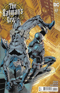 Cover Thumbnail for The Batman's Grave (DC, 2019 series) #11 [Bryan Hitch & Alex Sinclair Cover]