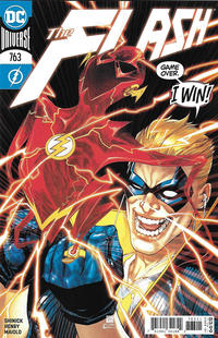 Cover Thumbnail for The Flash (DC, 2016 series) #763 [Bernard Chang Cover]