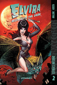 Cover Thumbnail for Elvira: Mistress of the Dark (Dynamite Entertainment, 2019 series) #2