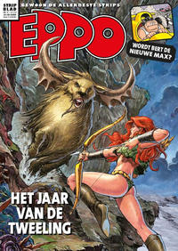 Cover Thumbnail for Eppo Stripblad (Uitgeverij L, 2018 series) #21/2020