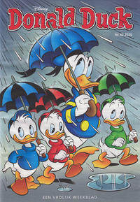Cover Thumbnail for Donald Duck (DPG Media Magazines, 2020 series) #42/2020