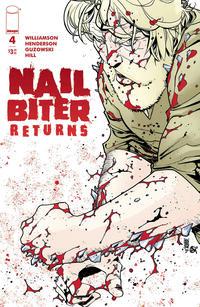Cover Thumbnail for Nailbiter Returns (Image, 2020 series) #4