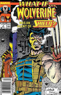 Cover Thumbnail for What If...? (Marvel, 1989 series) #7 [Newsstand]