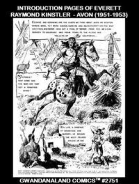 Cover Thumbnail for Gwandanaland Comics (Gwandanaland Comics, 2016 series) #2751 - Introduction Pages by Everett Raymond Kinstler - Avon (1951-1953)