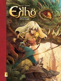 Cover Thumbnail for Ekhö de spiegelwereld (Uitgeverij L, 2013 series) #1 - New York