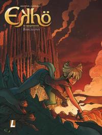 Cover Thumbnail for Ekhö de spiegelwereld (Uitgeverij L, 2013 series) #4 - Barcelona