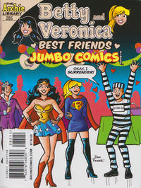 Cover Thumbnail for B&V Friends Double Digest Magazine (Archie, 2011 series) #285