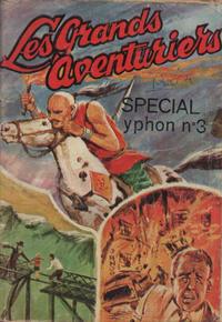 Cover Thumbnail for Yphon Spécial (S.E.G (Société d'Editions Générales), 1967 series) #3