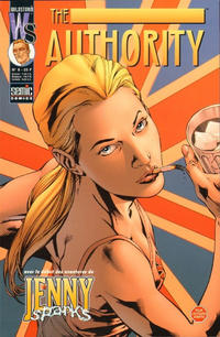 Cover Thumbnail for The Authority (Semic S.A., 2000 series) #8