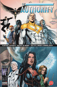 Cover Thumbnail for The Authority (Semic S.A., 2000 series) #7