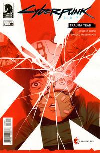 Cover Thumbnail for Cyberpunk 2077: Trauma Team (Dark Horse, 2020 series) #2