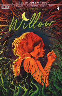 Cover Thumbnail for Buffy the Vampire Slayer: Willow (Boom! Studios, 2020 series) #4