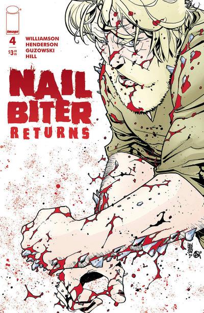 Cover for Nailbiter Returns (Image, 2020 series) #4