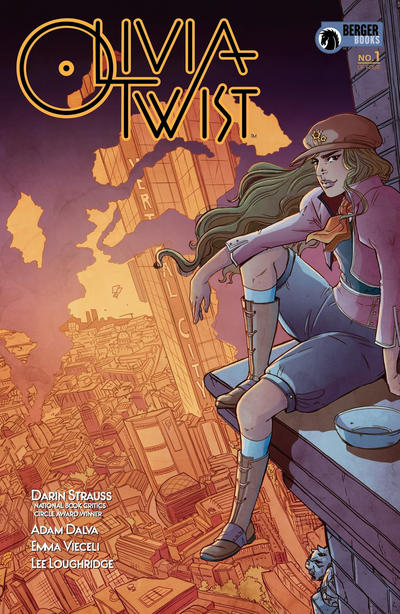 Cover for Olivia Twist (Dark Horse, 2018 series) #1
