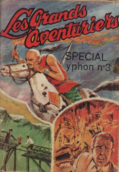 Cover for Yphon Spécial (S.E.G (Société d'Editions Générales), 1967 series) #3