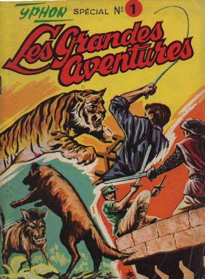 Cover for Yphon Spécial (S.E.G (Société d'Editions Générales), 1967 series) #1