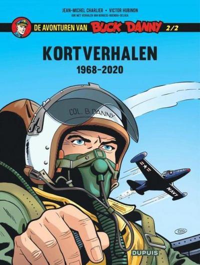Cover for Buck Danny kortverhalen (Dupuis, 2020 series) #2 - 1968-2020