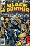 Cover for Black Panther (Marvel, 1977 series) #12 [British]