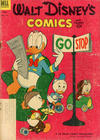 Cover for Walt Disney's Comics and Stories (Dell, 1940 series) #v13#7 (151) [Subscription Box Variant]