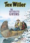 Cover for Tex Willer (HUM!, 2014 series) #9 - De uiterste grens