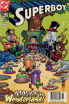 Cover Thumbnail for Superboy (1994 series) #92 [Newsstand]
