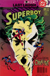 Cover Thumbnail for Superboy (1994 series) #93 [Newsstand]