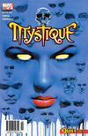 Cover for Mystique (Marvel, 2003 series) #22 [Newsstand]