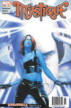 Cover for Mystique (Marvel, 2003 series) #15 [Newsstand]