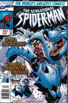 Cover for The Sensational Spider-Man (Marvel, 1996 series) #22 [Newsstand]