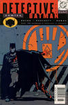 Cover Thumbnail for Detective Comics (1937 series) #757 [Newsstand]