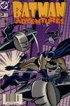 Cover for Batman Adventures (DC, 2003 series) #2 [Newsstand]